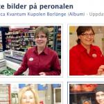 Och på Facebook!?