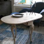 Ett underbart vackert bord