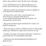Lite Bergtagen-poesi