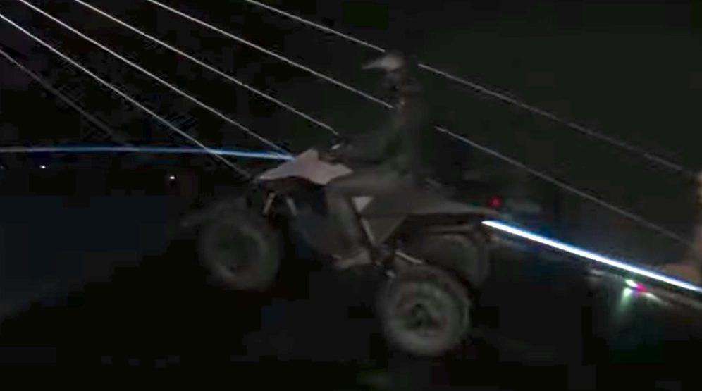 Den blir verklighet? Tesla Cyberquad ATV – fyrhjuling