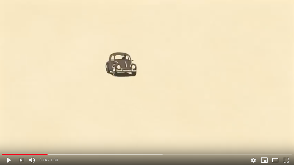 "VW ""The Last Mile"" reklamfilm"
