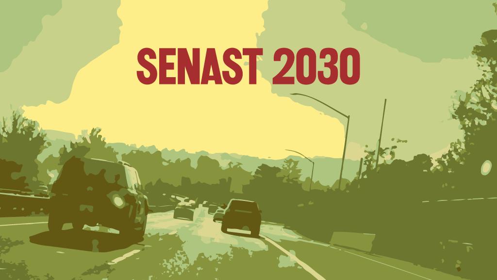 2030 MÅSTE alla Tyska nya bilar vara fossilfria