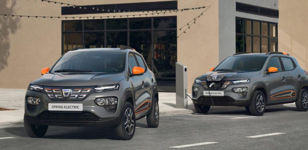 Rekordbilliga elbilen Dacia Spring snart i Sverige